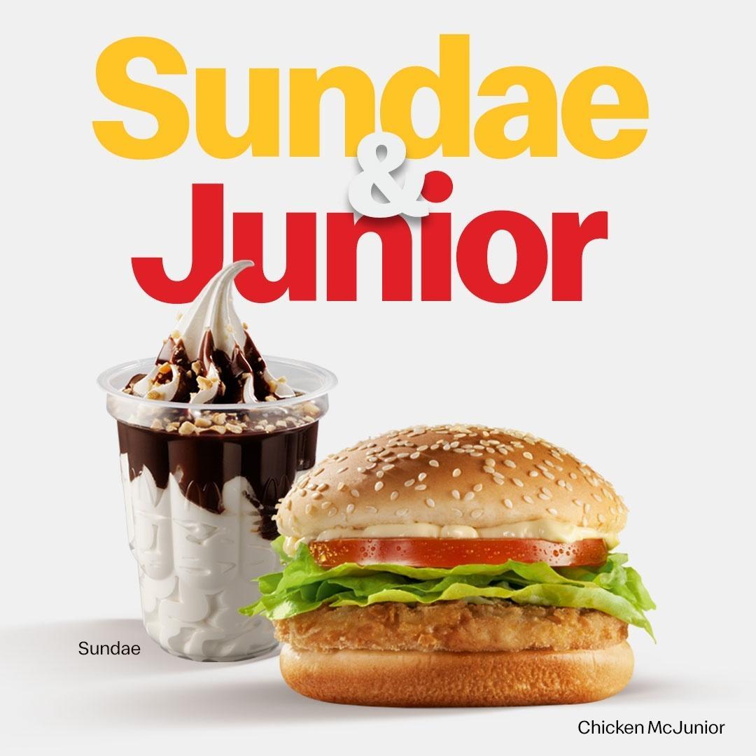 sundae e junior (sandy e junior)